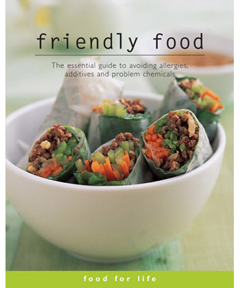 Friendly Food Cookbook